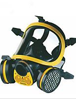 Honeywell 1710641 antivirus integral capucha importada amarilla máscara de filtro doble