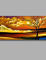 Stretched (Ready to hang) Hand-Painted Oil Painting 40