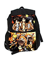 Cartoon Advancing Titans Backpack-3025