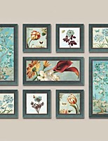 Canvas Set Still Life Modern,Canvas More than Five Panels Prints