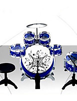 Large color simulation plating drums with chairs