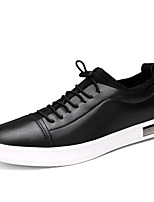 Men's Fashion Casual/Outdoor Flats Microfiber Sneakers Shoes
