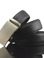 Colors Ratchet Belt Luxurious  Genuine Leather
