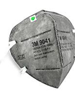3m-9041 mascarillas contra el polvo PM2.5 formaldehído contra la bruma de escape de olores activado máscaras de carbono