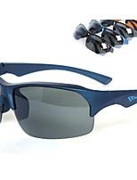 montar en bicicleta los vidrios vidrios de los anteojos gafas deportivas al aire libre y los vidrios multicolores marco