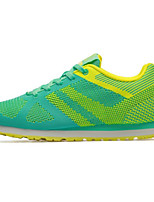 361°Gray/Green/Blue/Pink Rubber Surface Air Suspension Running Women's Shoes