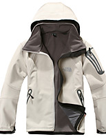 The North Face Men's Gore Tex Softshell Jacket Outdoor Sports Trekking Climbing Hiking Waterproof Windproof Zipper