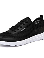 Men's Fashion Shoes Casual/Running/Travel Breathable Tulle Light Shoes
