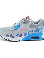 Scarpe Donna-Sneakers alla moda-Sportivo-Comoda-Piatto-Tulle-Rosa / Viola / Fucsia