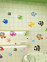 3D Pegatinas de pared Calcomanías 3D para Pared Calcomanías Decorativas de Pared,PVC Material Puede Cambiar de UbicaciónDecoración