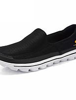 Черный / Синий / Красный / Серый Мужская обувь Для прогулок / На каждый день / Для занятий спортом Тюль Кеды