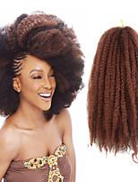 Havanna / Locken / Versaute Afro verworren Zöpfe Haarverlängerungen 17 Kanekalon 1 Strand 100g Gramm Haar Borten