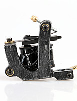 Handmade Tattoo Machine Shader 10 Coils Cast Iron Machines Hot Supply