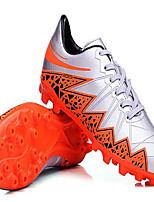 Zapatos Fútbol PU Negro / Azul / Rojo / Plata Para Niño / Para Niña / Unisex