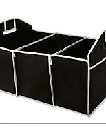 non-tissé sac pliable coffre de voiture boîte cubby de stockage