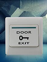 E6 Classic access control button switch