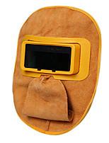 Huate kraft de soldadura de oscurecimiento automático máscara facial protección de la cabeza máscara