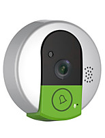Wireless Doorbell Intercom HD Probe WIFI Remote Monitoring Intelligent Mini Home Furnishing Spyhole