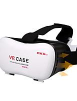 gafas 3d vr cuadro de teléfono gafas de realidad virtual vrbox teatro tormenta vrcase gafas inteligentes
