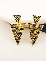 Earring Others,Jewelry 1 pair Fashionable Alloy Gold Daily / Casual