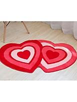 Polyester Wedding Decorations-1Piece/Set Aisle Runner Engagement / Wedding Garden Theme Red