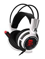Original SOMIC G941YY Professional Gaming Headset 7.1 Surround Sound USB Vibration LED Game Headphone Bass for PC Gamer