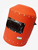 Headset rot Stahl Papierisolierung gegen heiße Schweißmasken Anti-Glare
