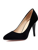 Women's Heels Spring / Summer / Fall / Winter Heels / Basic Pump / Comfort / Novelty / Pointed ToeSyntheticMaterials