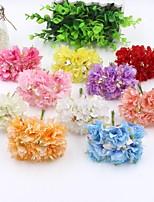 Hi-Q 1Pc Decorative Flower  Pear flower Wedding Home Table Decoration Artificial Flowers