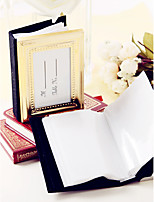 Beter Gifts® Recipient Gifts 50th Wedding Anniversary Mini Photo Album Favor / Place Card Holder Party Favors