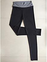 Yoga Pants Pants Stretch Natural Stretchy Sports Wear Black Women's Sports Yoga