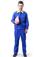 900 Llong рукавами ccotton ccanvas защитной сервисной мастерской фабрика одежды защитная одежда костюм
