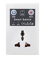 GSM Mobile Phone SMS Remote Control Socket Outlet Smart Socket