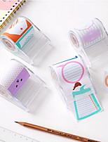 Schule / Gesch?ft / Multifunktion Haftnotizen Kunststoff / Papier,1 Packs