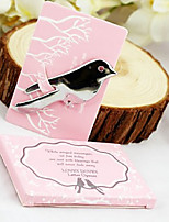 Love Bird Metal Letter Opener Non-Personalized Favors Silver Beter Gifts® Recipient Gifts