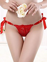 Hot Sale Sexy Pure Cotton Women Underwear tie Panties T-back Briefs For Lady Free Shipping