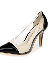 Women's Heels Spring / Summer / Fall Heels / Pointed Toe Patent Leather Dress Stiletto Heel Split Joint Others