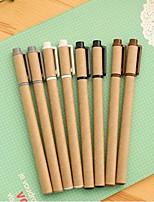 Ручка Гелевые ручки,Бумага Случайный цвет