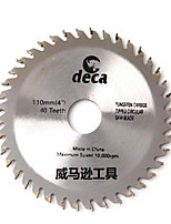 Alloy Saw Blade, Cutting Discs (6 * 40T)