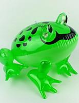 Свет Up Игрушки Игрушка новизны / / Лягушка PVC Серый Для детей