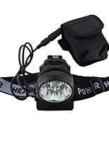 LED Flashlights/3 Mode 5000 Lumens /Rechargeable / Super Light / Cree T6 Camping/Hiking / Cycling /