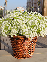 Polyester Wedding Decorations-1Piece/Set Artificial Flower New Year / Wedding Rustic Theme  Spring / Summer / Fall