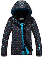 Women Keep Warm Multi-Functional Polyester Fabric Long-Sleeved Jacket Coat