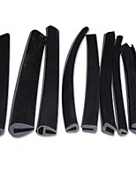 Rubber Wrapping Strips Of U Type Rubber Rubber Strip Glass Molding Plate Strip