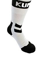 Skiing Socks Black&white