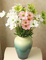 Hi-Q 1Pc Decorative Flower Lilies Wedding Home Table Decoration Artificial Flowers
