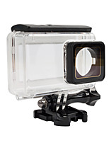i247 NEW Diving 45M Waterproof Housing Case with Touch Screen for Xiaomi Yi 2 II Xiaoyi 4K Action Camera Accessories