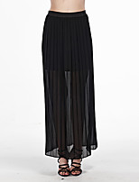 Heart Soul® Women's Maxi Skirt-11AA37565