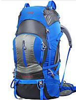 75L L Randonnée pack / Sac de Randonnée / sac à dos Camping & Randonnée / Escalade / Voyage ExtérieurEtanche / Isolation thermique /