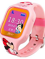 The small angel children smart watch student GPS card phone screen positioning watches